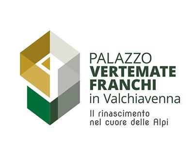 Logotipo Palazzo Vertemate Franchi
