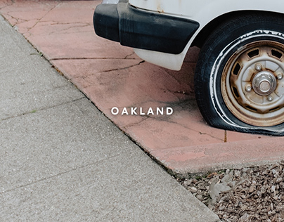 Oakland in isolation
