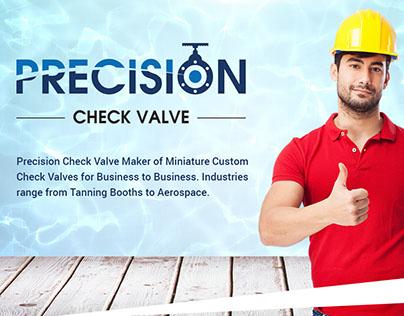 Precision Check Valve