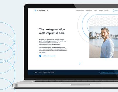 Augmenta Website
