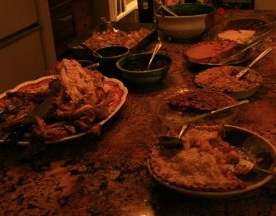 Thanksgiving Enjoyment