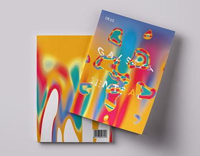 Portada: catálogo de Galería Central