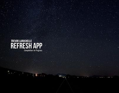 Refresh App