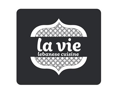 La vie restaurant LOGO