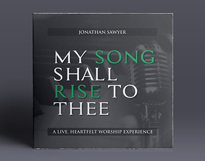 Jonathan Sawyer   My Song Shall Rise to Thee