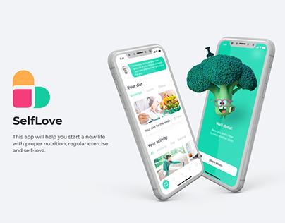 SelfLove App