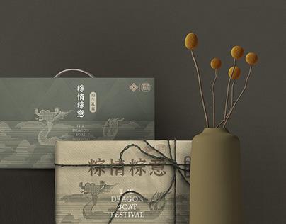 金陵饭店端午礼盒 Dragon Boat Festival