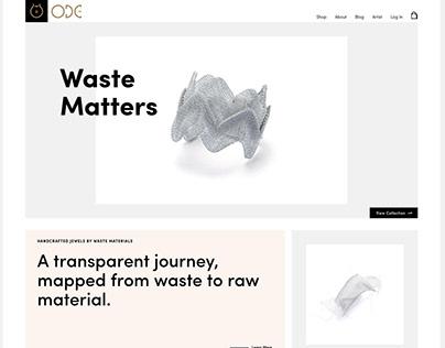 Ode Goods E-commerce