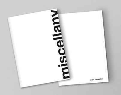 Creative Process Journal #1