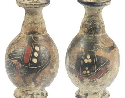 From Sadigh Gallery: Greek vessel