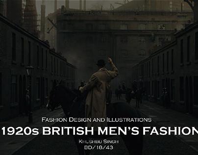 1920's British Men's Fashion