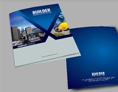 Multi Purpose Bifold Brochure - V5