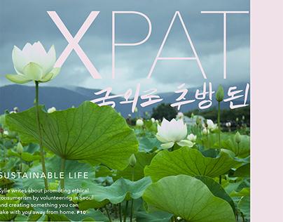 XPAT Travel Zine