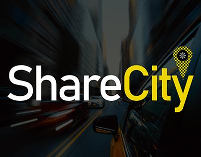 Daily Logo Challenge: Day 29--Rideshare