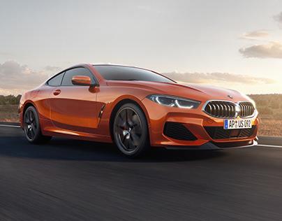 BMW - M850 I | CGI