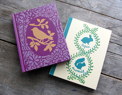 stationery for Galison Press