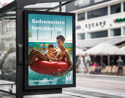 Oxievångsbadet & Hylliebadet - Make summer last