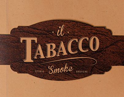 Il Tabacco - Editorial Design Award