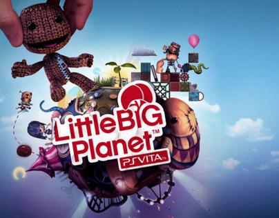 Little Big Planet PS Vita - Release Trailer