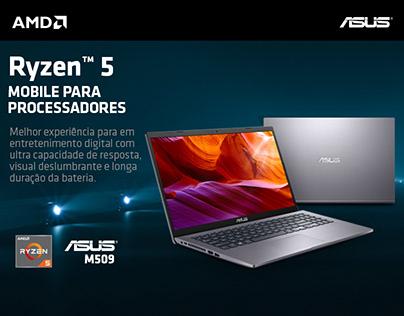 E-mail marketing AMD Asus