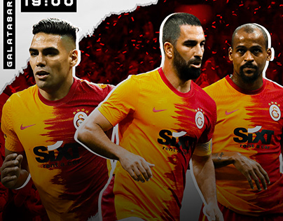 Galatasaray Matchday Design