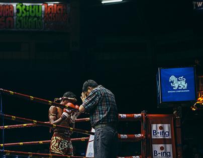 Night Fight in Bangkok