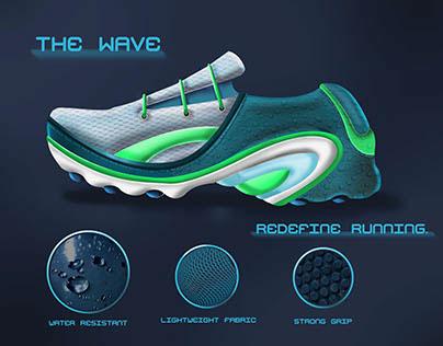 The Wave: Shoe Design
