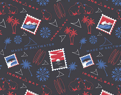 Shirt designs - Designs and patterns for Irons Bay