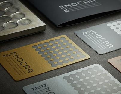 Zeitz MOCAA Brand Identity