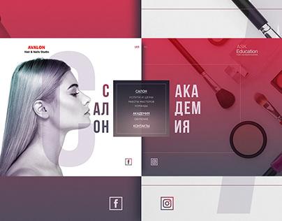 Website for AVALON