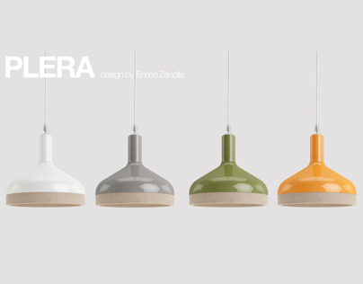 Plera, suspension lamp