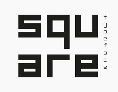 Square Typeface
