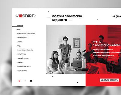 Web design ITSTART