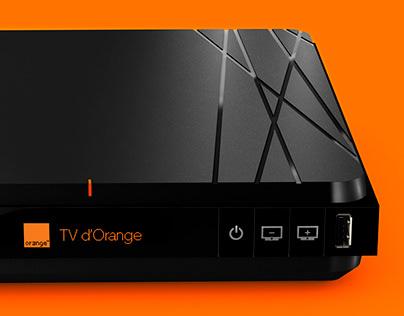 Modélisations et Rendus 3D I Orange