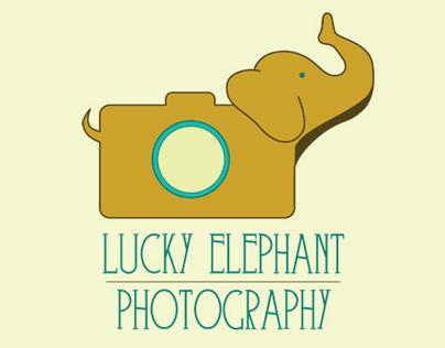 Lucky Elephant Logo