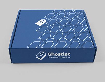 Ghostlet l Logo Design