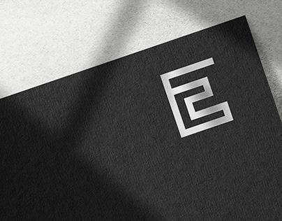 Silver Emboss Logo Mockup