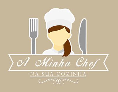 A Minha Chefe - Logo & WebKit
