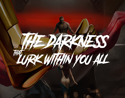 [FASHION] The Darkness That Lurk Within You All - DVRK