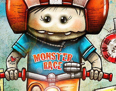 MonsterIdiosyncratic 2013