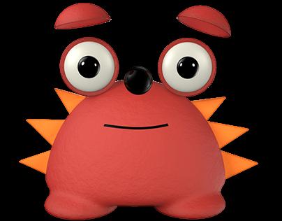 Red Monster 3D