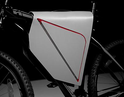 CO-mmuter Bikeframe-Storage