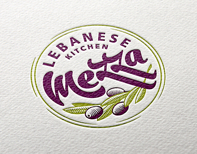 Mezza Lebanese Kitchen / Branded Environment