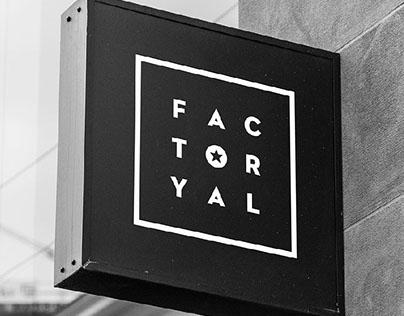 Factoryal - Branding
