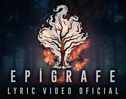 "Motion Graphics - Lyric video ""EPÍGRAFE"""