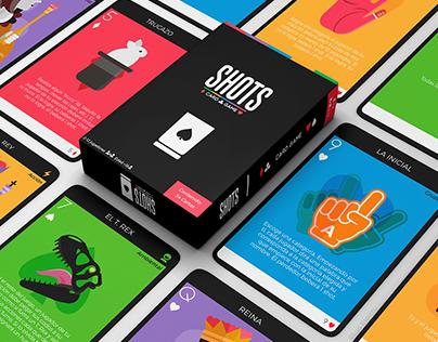 SHOTS card game