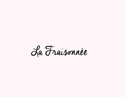 LA FRAISONNÉ • PACKAGING