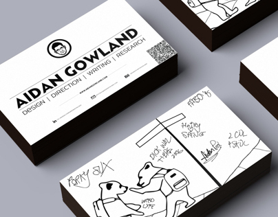 Alternate Business Cards