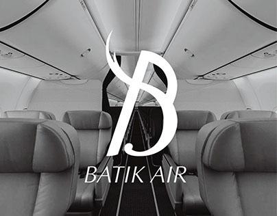 Batik Air Brand Identity