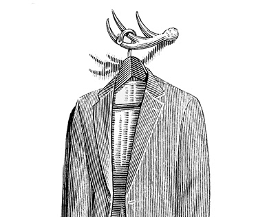 The Southerner's Handbook illustration collection
